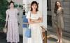 """Không chỉ xinh lịm tim, mẫu váy này còn sánh ngang với váy cổ chữ V về khả năng """"sang chảnh hóa"""" phong cách"""
