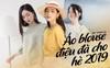 Những cô nàng tuổi 30 muốn trẻ hóa style đi làm: Xem ngay 22 mẫu áo blouse siêu xinh đến từ các thương hiệu Việt này