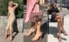 Dường như, quý cô người Pháp nào cũng sở hữu một đôi sandal quai mảnh vì