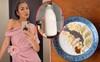 Ăn yến mạch để giảm cân nhưng Hà Tăng không bao giờ dùng sữa không đường mà bỏ thêm 1 thứ đặc biệt rất giàu chất xơ