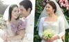 Bóc giá váy cưới cô dâu mới nhà trùm showbiz Hong Kong: