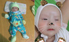 Bà mẹ vỡ òa hạnh phúc đón con đầu lòng sau 8 năm đi khắp Bắc - Nam, sang cả Nhật chữa hiếm muộn