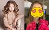 Hình ảnh hiện tại của người mẫu nhí Nga được ví von