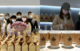 Tiệm cà phê duy nhất hoạt động ở tâm dịch Vũ Hán và ý nghĩa đằng sau những ly cà phê thấm đẫm tình người