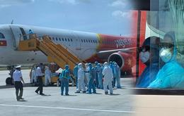 Cận cảnh quy trình đón và cách ly 80 người từ tâm dịch Hàn Quốc về Đà Nẵng