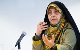 Báo Iran: Phó Tổng thống Iran Masoumeh Ebtekar dương tính với virus corona