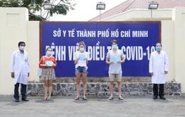 Thêm 4 bệnh nhân nhiễm Covid-19 tại Việt Nam được Bộ Y tế công bố khỏi bệnh