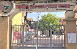 Chỉ đạo mới nhất của Sở Giáo dục và Đào tạo Hải Phòng sau vụ việc học sinh đi học sớm bị đứng ngoài cổng trường