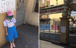 """Bà mẹ phản đối kết luận """"bé lớp 1 ra ngoài cổng trường"""""""