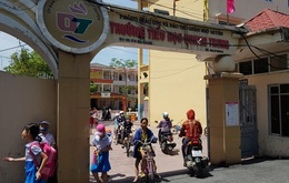 """Giữa ồn ào học sinh đi học sớm phải đứng ngoài cổng trường, Đà Nẵng từng có công văn """"ấm lòng"""" thế này từ tận 2016"""