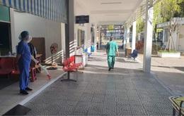 Bệnh nhân số 727 là lái xe văn phòng thường trú báo Công an nhân dân có lịch trình di chuyển đến những nơi nào?