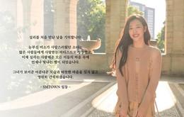 SM Entertainment gửi tâm thư trong giây phút Sulli mãi mãi ra đi: Chúng tôi sẽ không bao giờ quên dáng hình xinh đẹp và nụ cười ấm áp ấy