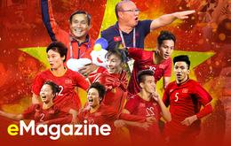 Song hỷ của bóng đá Việt và giấc mơ Vàng 60 năm trở thành sự thật: Không có Lọ Lem hay Thánh Gióng, chỉ có mồ hôi, nước mắt và sự tận hiến