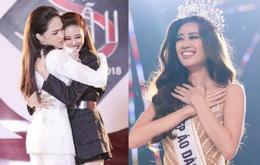 Hoa hậu Hoàn vũ Việt Nam 2019 - Khánh Vân là học trò của Hoa hậu Hương Giang