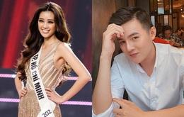 """Lộ diện cậu em trai """"cực phẩm"""" của tân Hoa hậu Hoàn vũ Khánh Vân: Đường nét sắc sảo, chiều cao đáng mơ ước"""