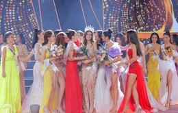 Rộ tin đồn câu hỏi ứng xử của chung kết Hoa hậu Hoàn vũ VN 2019 bị lộ trước giờ G, các thí sinh đều được chuẩn bị trước?