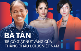 """Chi Pu, Châu Bùi, Decao háo hức thử nghiệm MXH Lotus, bà Tân Vlog ước ao sớm giành """"nút vàng của thằng cháu Lotus Việt Nam"""""""