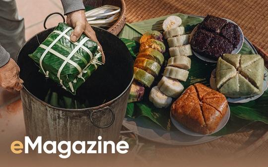 Bánh chưng, bánh tét - tinh hoa nghìn năm lúa nước trên bàn thờ Việt và những biến thể duyên dáng thời hiện đại