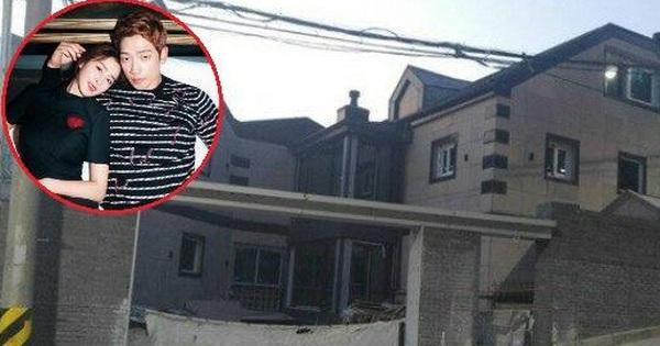 Bi Rain gấp rút hoàn thiện việc sang sửa biệt thự trước khi Kim Tae Hee sinh nở
