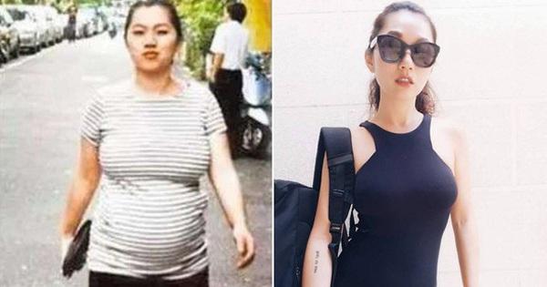 Từng nặng 85kg, bà mẹ 41 tuổi đã lột xác ngỡ ngàng sau khi sinh 4 con
