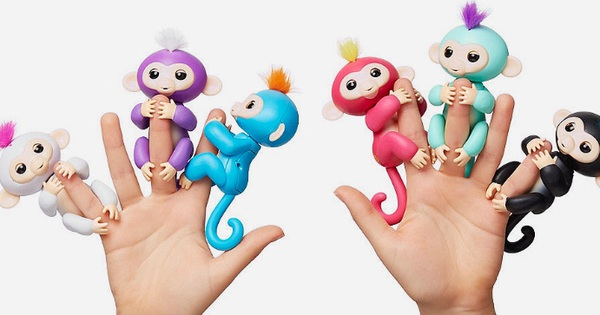 Có gì trong món đồ chơi đang làm mưa làm gió trên thị trường, được 3 hãng bán lẻ bình chọn là đồ chơi hot?