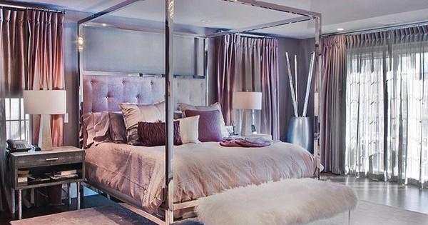 3 lưu ý khi thiết kế để có phòng ngủ cực đẹp cho những cô nàng thích làm công chúa