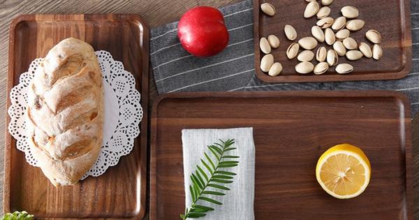 Bàn ăn đẹp nổi bật đầy tinh tế với những bộ đựng đồ ăn siêu ấn tượng