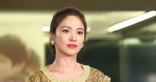 Fan bất ngờ vì sự kiện đầu tiên Song Hye Kyo tham gia sau đám cưới lại hoành tráng thế này