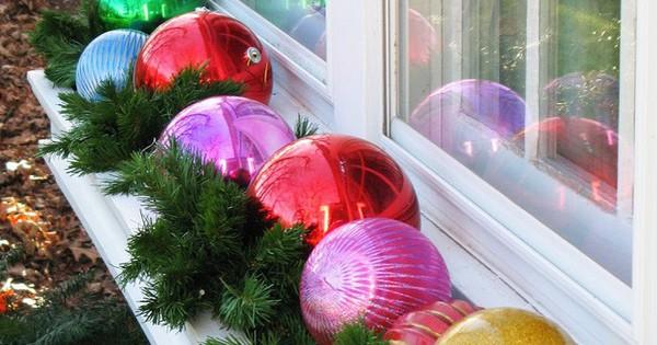 Đồ trang trí quá khổ – Item cực hot cho không gian nhà bạn trong Giáng sinh năm nay