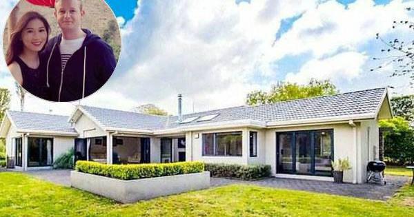 Choáng ngợp trước ngôi nhà vườn xanh mát bóng cây, rộng 7600m² của cô dâu Việt tại New Zealand
