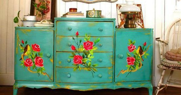 """Tủ đồ phong cách retro – món nội thất cũ mà chất gợi nhớ đến thuở """"ngày xưa ơi"""""""