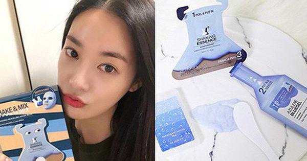 Được Hyoyeon (SNSD) và Lee Joo Yeon sử dụng, loại mặt nạ này lại tiếp tục được các tín đồ làm đẹp Hàn thi nhau tìm mua