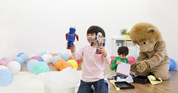 Ba điều không được quên khi chọn đồ chơi cho bé