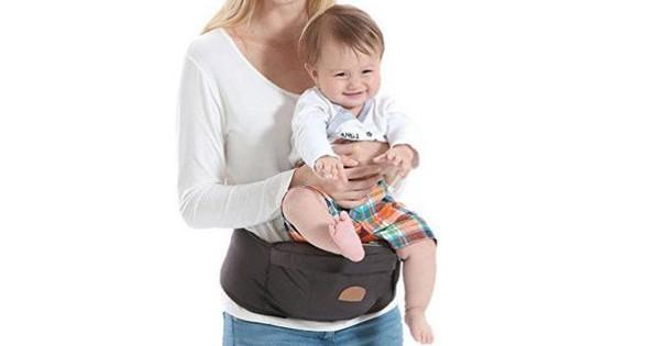 Bảo bối đai lưng giúp mẹ bỉm sữa bồng bế con cả ngày chẳng sợ đau mỏi hông