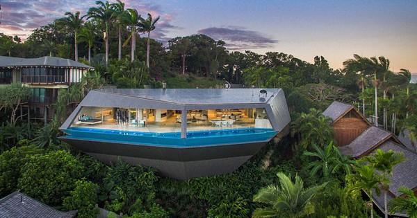 Choáng ngợp với căn biệt thự đạt giải Nhất về kiến trúc vì tiện nghi hoàn hảo như một khu nghỉ dưỡng