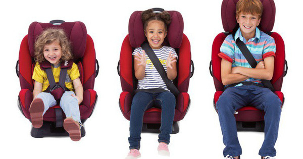 4 tiêu chí quan trọng khi lựa chọn ghế ngồi ô tô cho bé
