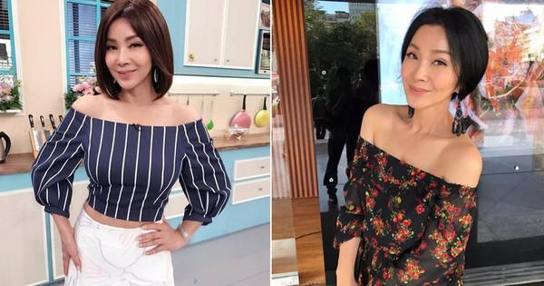 """Ăn mặc gợi cảm lại sở hữu làn da căng bóng, chẳng ai ngờ """"lão bà đẹp nhất Đài Loan"""" năm nay đã 62 tuổi"""