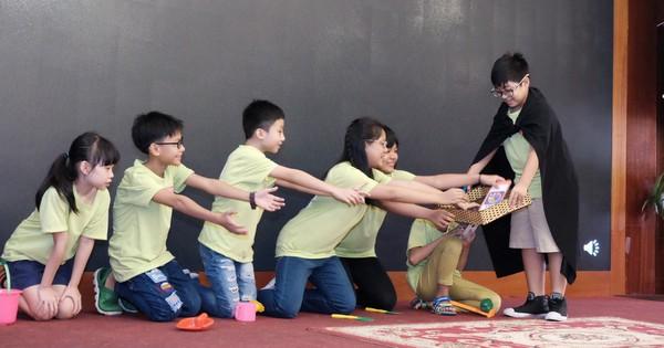 """Chính thức ra mắt phong trào trẻ em lớn thế giới DFC: Cha mẹ hãy biết tin tưởng vào """"siêu năng lực"""" của con"""