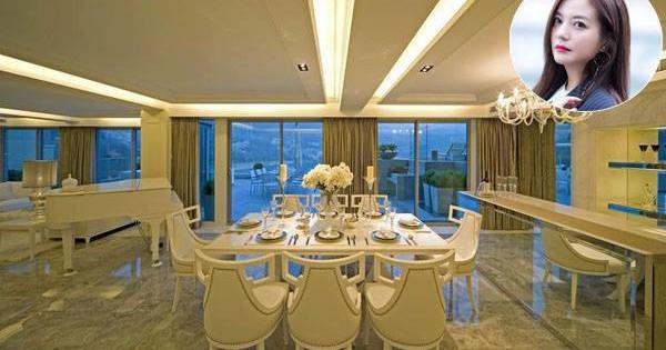 """Ngắm những không gian sống đẹp đến """"nhức mắt"""" có giá hàng triệu đô của Triệu Vy"""