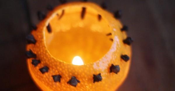 Vỏ cam quýt đừng vứt đi, hãy áp dụng 5 cách này để nhà của bạn thêm thơm tho và ấm cúng
