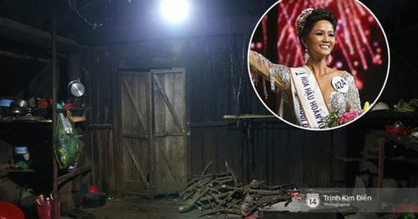 """Bên trong ngôi nhà nhỏ, bình dị và ấm áp – nơi Hoa hậu Hoàn vũ VN H""""Hen Niê sinh ra và lớn lên"""