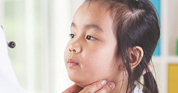 Đông xuân vào mùa, phòng bệnh quai bị ở trẻ em