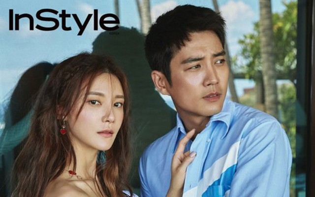 """Sau 1 năm kết hôn, bà xã của tài tử """"Nữ hoàng Seon Deok"""" Joo Sang Wook vừa  sinh con gái đầu lòng"""