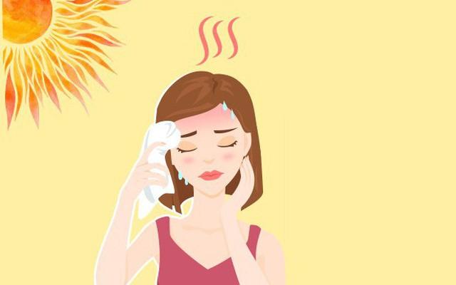 Làm thế nào để tránh các bệnh liên quan đến nhiệt như say nắng ...