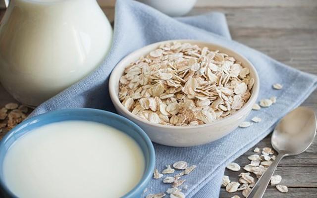 Dùng sữa yến mạch thường xuyên và bạn sẽ có được những lợi ích này