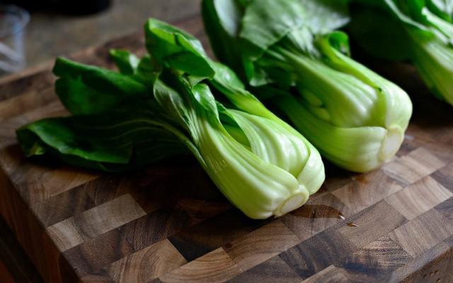 Bất ngờ với những công dụng siêu tuyệt vời của rau cải chíp