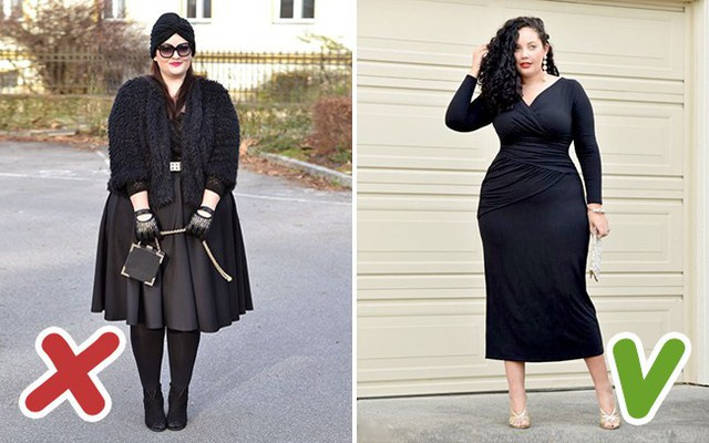 6 lỗi ăn mặc các nàng béo cần tránh trong mùa đông kẻo bị dìm dáng không  thương tiếc