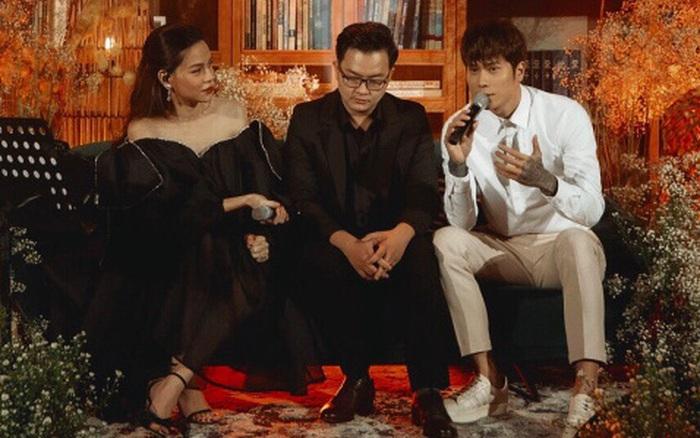 Đây là chàng nhạc sĩ trẻ tài năng cộng tác cùng Hồ Ngọc Hà, Isaac và nhiều sao Việt đình đám