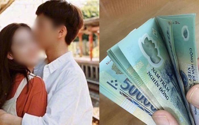 Chê bai bạn gái vì luôn tặng quà ít tiền hơn mình: