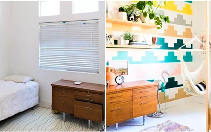Những phòng ngủ thay đổi đáng kinh ngạc sau khi cải tạo mà bạn nhất định nên tham khảo